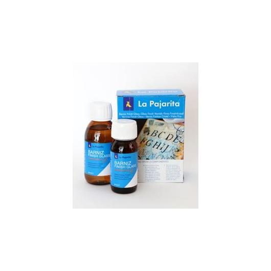 Barniz Finish Glass B La Pajarita 250 ml