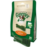 Snack dental Petite, Greenies, 340 gr