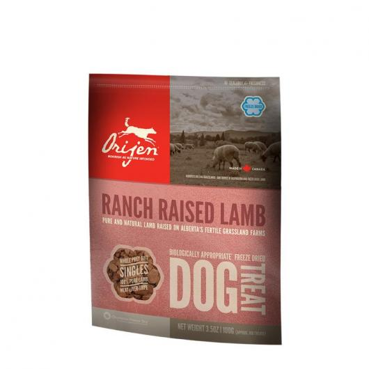 Snack Alberta Lamb Treat Orijen 42.5gr