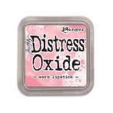 Tinta Distress Ink Worn lipstickt Photo Tim Holtz