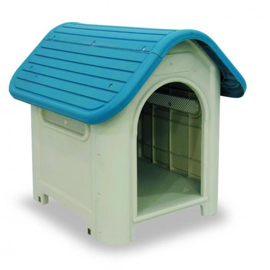 Caseta Doggy House plástico