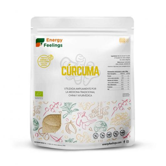 Curcuma en polvo ECO Energy Feelings