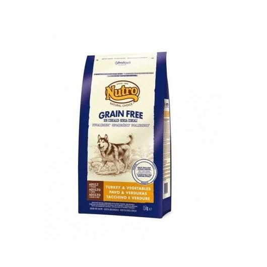 Nutro Natural Choice Grain Free pavo