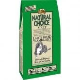 Nutro Natural Choice Adulto Cordero y arroz razas grandes