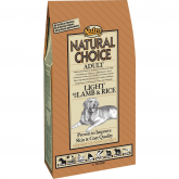 Nutro Natural Choice Light Arroz y Cordero