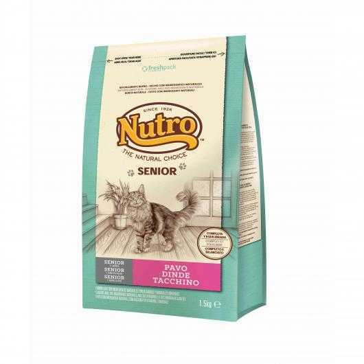 Nutro Natural Choice Senior Pavo