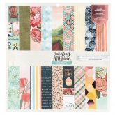 "Papel scrapbooking doble cara Saturday 12""x12"" Dear Lizzy AC"