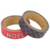 Washi tape Noel 15mm x 5m 11004643
