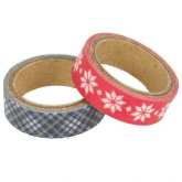 Washi tape Noel 15mm x 5m 11004644