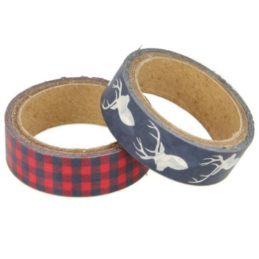 Washi tape Noel 15mm x 5m 11004646