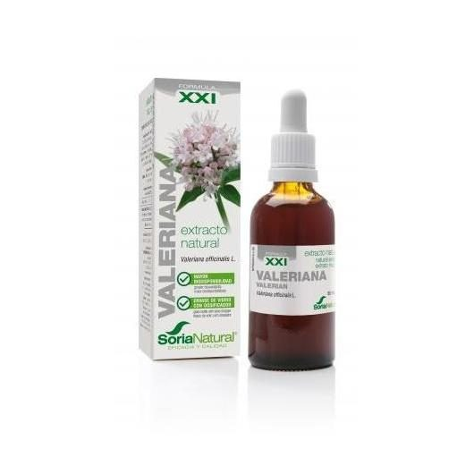 Extracto de Valeriana Soria Natural XXI, 50 ml