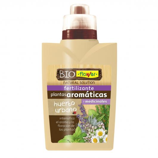 Fertilizante plantas aromáticas Flower 500ml