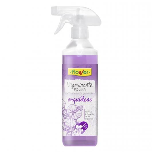 Vigorizante foliar orquídeas Flower 500ml