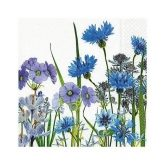 Servilleta Blue meadow 33 x 33 cm 1 unidad
