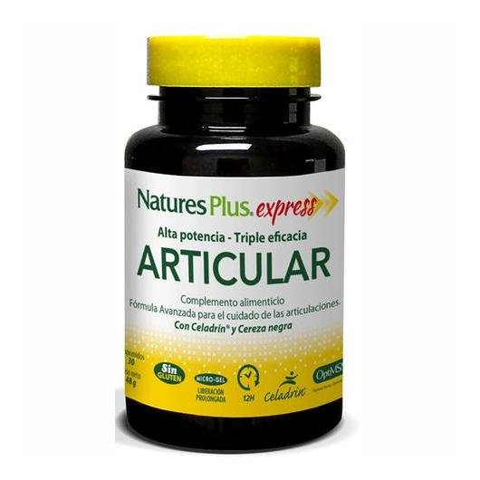 Express articular Nature's plus, 30 comprimidos