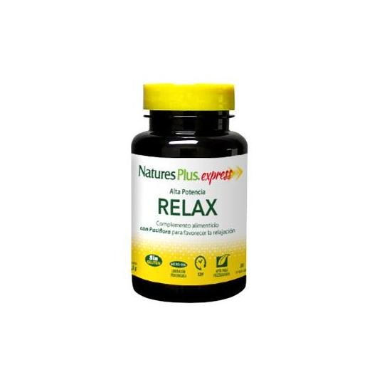 Express relax Nature's plus, 30 comprimidos