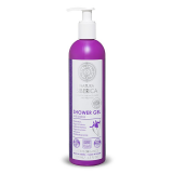 Gel de ducha anti-stress Natura Sibérica, 400 ml