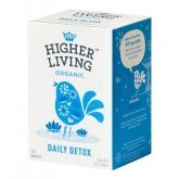 Infusión Daily Detox Higher Living Organic 15 Filtros