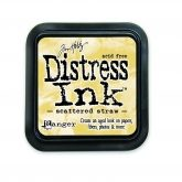 Tinta Distress Ink Scattered Straw Tim Holtz