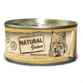 Natural Greatness Pollo gatos adultos 70 g
