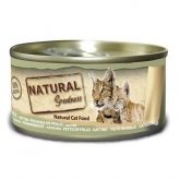Natural Greatness Pollo para gatos junior 70 g