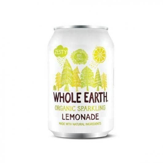 Refresco BIO limón Whole Earth 330 ml