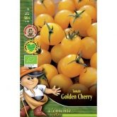 Semillas ecológicas de Tomate Golden Cherry