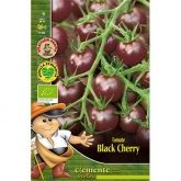 Semillas ecológicas de Tomate Black Cherry