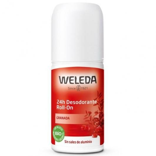 Desodorante Roll-On Granada Weleda, 50 ml