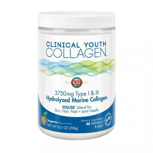 Clinical Collagen Tipo I & III Kal 298 g