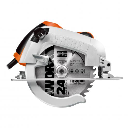 Scie circulaire Worx 190 mm 1600 W