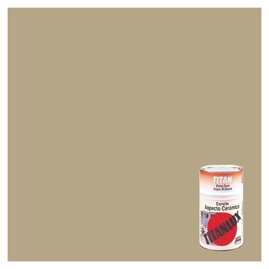 Smalto di aspetto ceramico super brillante VISONE Titanlux, 750ml