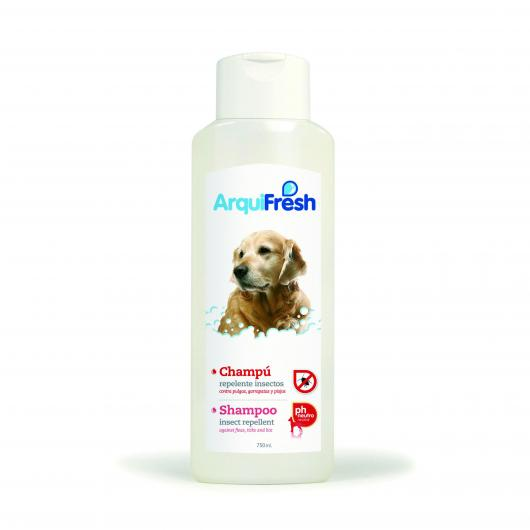 Shampoo Cani Repellente Insetti, 750 ml