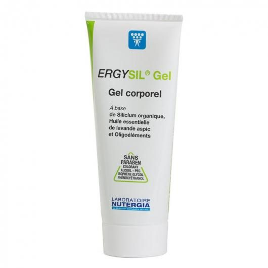 ERGYSIL Gel Nutergia, 75 ml