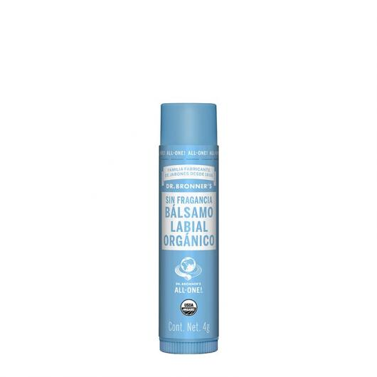 Protector labial naked Dr. Bronners, 4 g