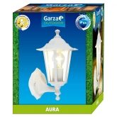 Aplique Superior AURA Blanco IP44 Garza Lighting