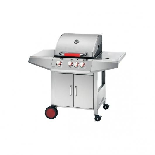 Barbacoa New Top inox Ferraboli