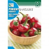 Semillas de Pimiento picante red cherry small