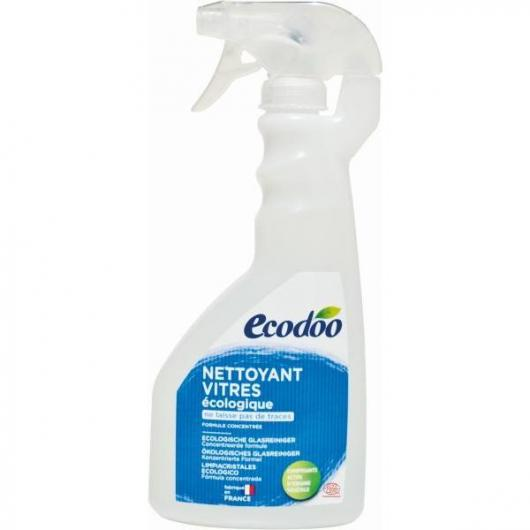 Limpiacristales en spray Ecodoo, 500ml