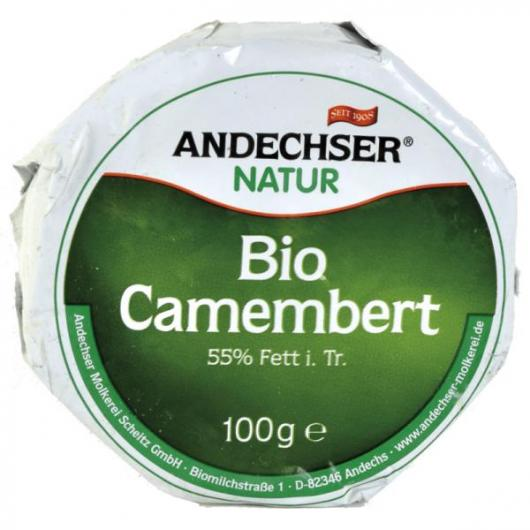 Queso Camembert Andechser Natur 100 g