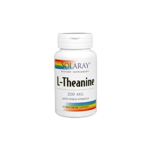 L-Theanine 200 mg - 30 comp. sublingual