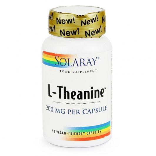 L-Theanine 200 mg- 30 comp. sublingual