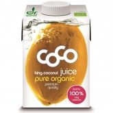 Coco drink pure king natural BIO Vegetalia 500 ml