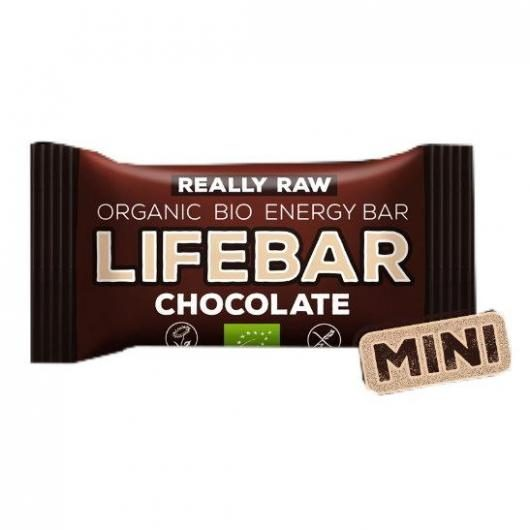 Lifebar mini chocolate Bio Lifefood 25g
