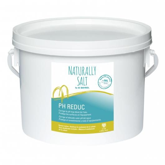 Reductor pH Reduc Naturally Salt 5 kg, 2 ud