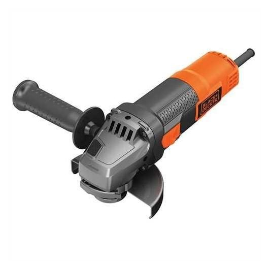 Amoladora 125mm 4,0 Ah BCG720M1-QW Black+Decker