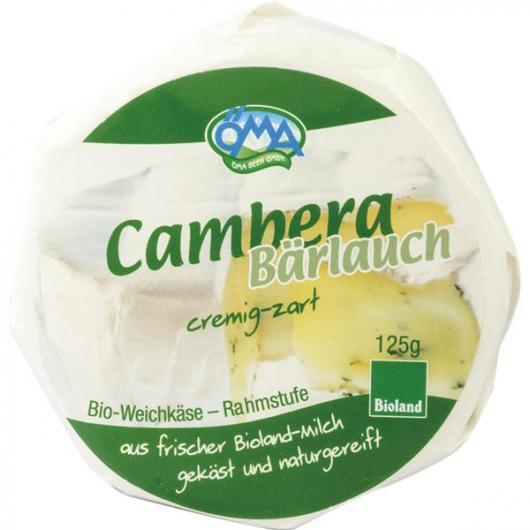 Queso Cambera Oma beer 125 g