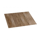 Alfombra vinílica estampada wood Cintacor
