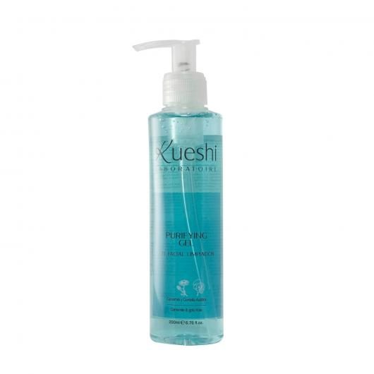 Gel limpiador facial Kueshi 200ml