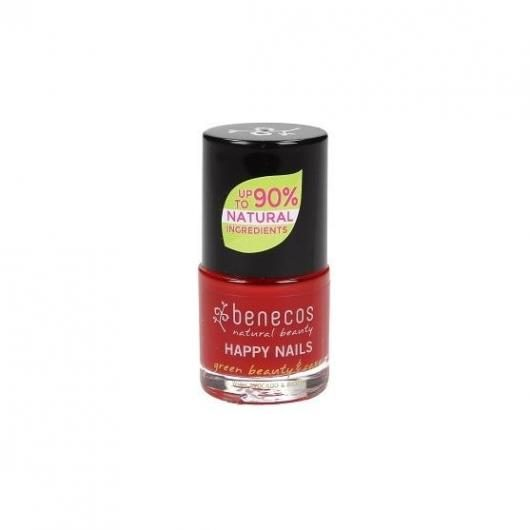 Pinta uñas Red Vintage Benecos 5ml